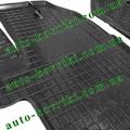 Резиновые коврики в салон Renault Master II 1998-2003 (Avto-Gumm)