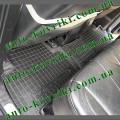 Резиновые коврики в салон Ssang Yong Rexton (Avto-Gumm)