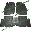 Резиновые коврики в салон Toyota Rav4 2005-2012 (5 дв.) (Avto-Gumm)