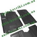 Резиновые коврики в салон Kia Soul 2009-2013 (Avto-Gumm)