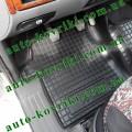 Резиновые коврики в салон Mercedes-Benz Vito/Viano (W639) 2003-2014 (Avto-Gumm)