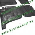 Резиновые коврики в салон Volkswagen Touareg 2010-2018 (Avto-Gumm)
