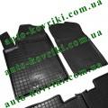 Резиновые коврики в салон Citroen Berlingo 1998-2008 (Avto-Gumm)