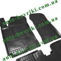 Резиновые коврики в салон Kia Cerato l 2003-2008 (Avto-Gumm)