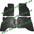 Резиновые коврики в салон Mitsubishi Pajero Sport 1996-2008 (Avto-Gumm)