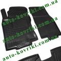 Резиновые коврики в салон Nissan X-Trail X20 (T32) 2014- (Avto-Gumm)