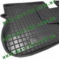 Резиновые коврики в салон Volkswagen Caddy 2003- (2-боковые двери) (Avto-Gumm)