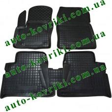 Резиновые коврики в салон Ford Kuga 2008-2013 (Avto-Gumm)