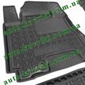 Резиновые коврики в салон Hyundai Tucson 2004-2015 (JM) (Avto-Gumm)