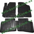 Резиновые коврики в салон Kia Cerato ll 2008- (Avto-Gumm)