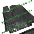 Резиновые коврики в салон Kia Rio 2011- (Avto-Gumm)