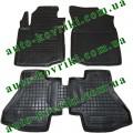 Резиновые коврики в салон Citroen C1 2005- (Peugeot 107) (Avto-Gumm)
