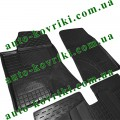 Резиновые коврики в салон Toyota Avensis 2002-2008 (Avto-Gumm)