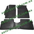 Резиновые коврики в салон Toyota Corolla 2007- (Avto-Gumm)