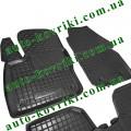 Резиновые коврики в салон Ford Focus 2011- (Avto-Gumm)