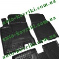 Резиновые коврики в салон Nissan Qashqai 2007-2013 (Avto-Gumm)