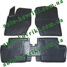 Резиновые коврики в салон Peugeot P 308 2007-2013 (Avto-Gumm)