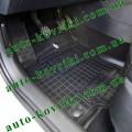 Резиновые коврики в салон Skoda Octavia A7 2013- (Avto-Gumm)