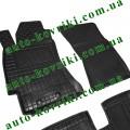 Резиновые коврики в салон Subaru Forester 2007-2012 (Avto-Gumm)