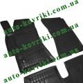 Резиновые коврики в салон Subaru Legacy 2003-2009 (Avto-Gumm)