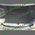 Коврик багажника резиновый Hyundai Accent 2010- (Седан) (Avto-Gumm)