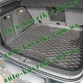 Коврик багажника резиновый Volkswagen Tiguan (I) 2007-2014 (Avto-Gumm)