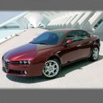 Автомобильные коврики для Alfa Romeo 159 2005-2012