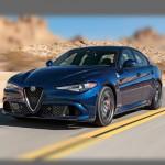 Автомобильные коврики для Alfa Romeo Giulia (952) 2016-