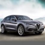 Автомобильные коврики для Alfa Romeo Stelvio 2017-