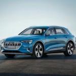 Автомобильные коврики для Audi e-Tron 2019-