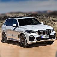 BMW X5 (G05-кузов) 2018-
