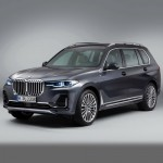 Автомобильные коврики для BMW X7 (G07-кузов) 2018-