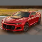 Автомобильные коврики для Chevrolet Camaro VI 2016-