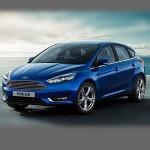 Автомобильные коврики для Ford Focus IV 2018-