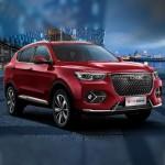 Автомобильные коврики для Great Wall Haval H6 (III) 2020-