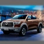 Автомобильные коврики для Great Wall Poer 2020-