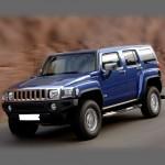 Автомобильные коврики для Hummer H3 2005-2010