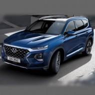 Hyundai Santa Fe IV 2018-