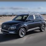 Автомобильные коврики для Hyundai Venue 2021-