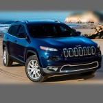 Автомобильные коврики для Jeep Cherokee 2013- (KL)