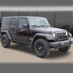 Автомобильные коврики для Jeep Wrangler 2007-2018