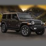 Автомобильные коврики для Jeep Wrangler 2018-