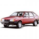 Автомобильные коврики для Lada 2108 / 2109 / 21099