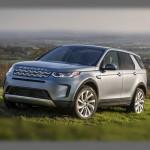Автомобильные коврики для Land Rover Discovery Sport 2019-