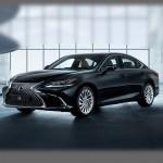 Автомобильные коврики для Lexus ES 2018-