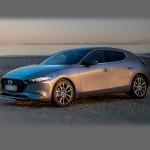 Автомобильные коврики для Mazda 3 2019-2020