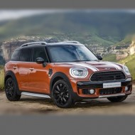 Mini Cooper Countryman (F60) 2017-