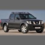 Автомобильные коврики для Nissan Navara III 2005-2014