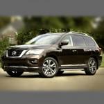 Автомобильные коврики для Nissan Pathfinder (R52) 2012-2021