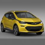 Автомобильные коврики для Opel Ampera-e 2016-